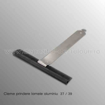 Cleme prindere covor lamele 37-39 mm