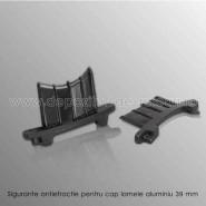 Sigurante antiefractie cap lamele aluminiu 39 mm