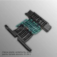 Cleme rulouri antiefractie electrice cu lamele 37, 39 cu ax 60