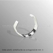 Inele plastic antiefractie pentru ax octagonal 40 mm S