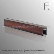 Plase tantari rulou ghidaje laterale aluminiu mahon